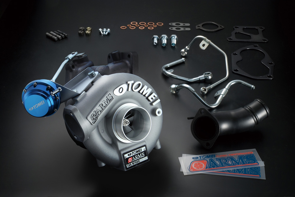 TOMEI ARMS 4G63 EVO IV-IX Turbo Kit M7960 400PS+